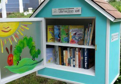 100'den fazla ülkede çocuklar için kütüphane kurmak