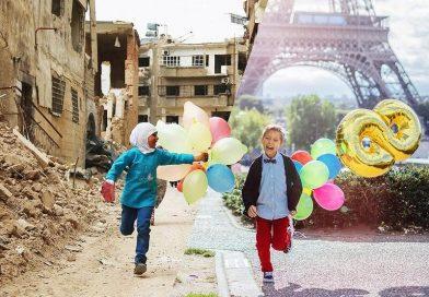 İki Dünya Tek Kare: Çocukların Paralel Evreni