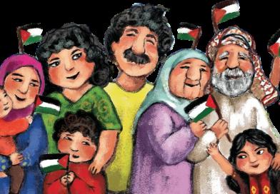 Çocuk ve gençler için Filistin kitaplığı